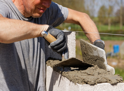 chantiers de maçonnerie