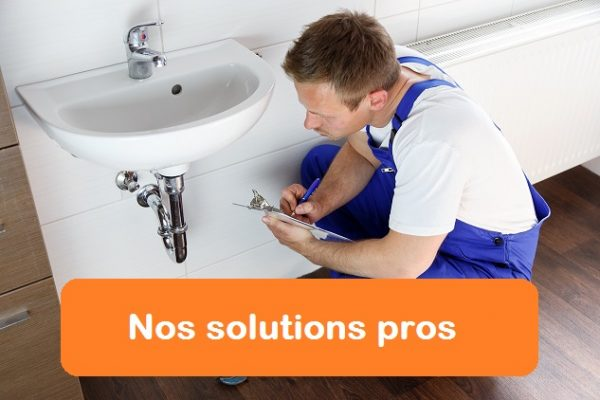 Nos solutions pro