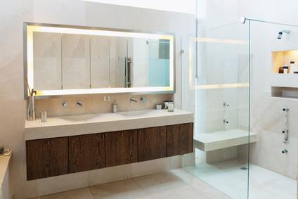 devis installation meuble salle de bain