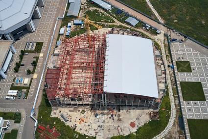 devis construction entrepôt